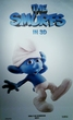 《蓝精灵》海报