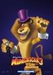 《马达加斯加3》海报