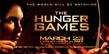 《饥饿游戏》海报