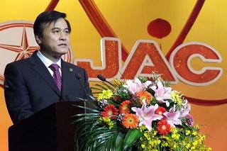 江淮汽车集团有限公司董事长