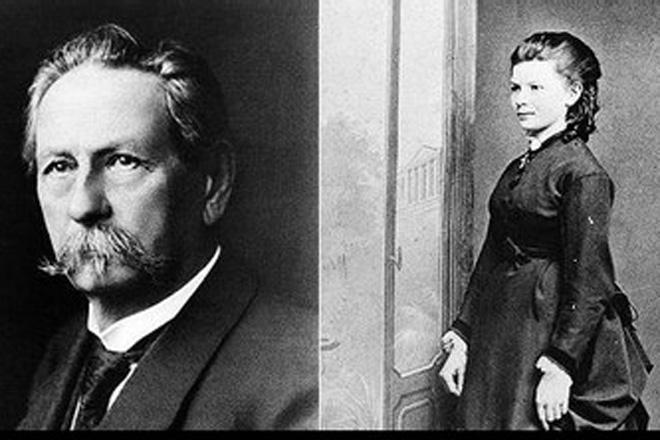 本茨和妻子贝瑞塔-林格