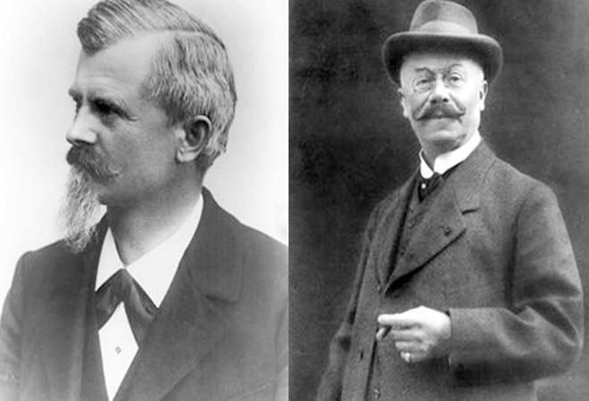 威廉-迈巴赫与埃米尔-耶里内克