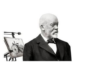 戴姆勒公司创始人、奔驰创始人之一