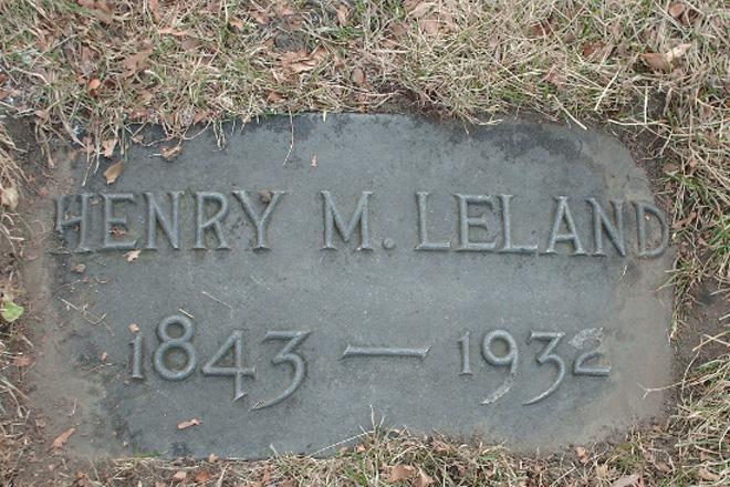 利兰的墓地