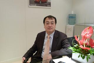 沃尔沃(中国)销售公司总裁兼首席执行官