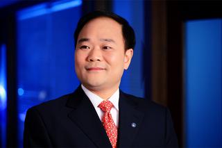 吉利控股集团董事长