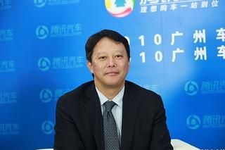 雷克萨斯中国执行副总经理
