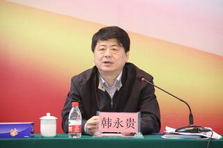 北汽集团常务副总经理