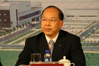广汽集团董事长