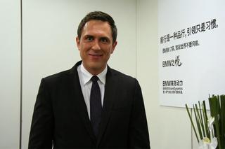 英菲尼迪中国事业部总经理