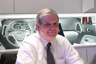 福特汽车集团副总裁兼亚太地区总裁