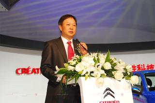 东风汽车公司战略规划部副部长