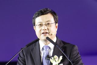 上汽集团副总裁