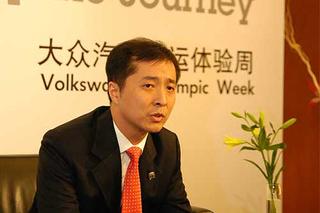 奥迪中国销售总监