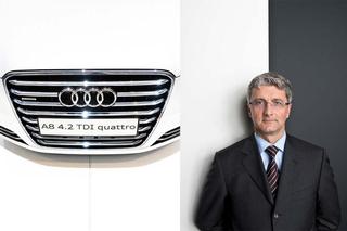 奥迪全球CEO