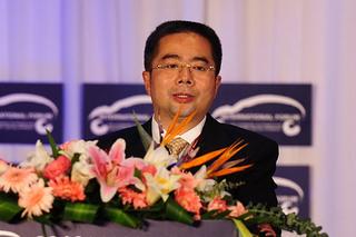 中国长安总裁
