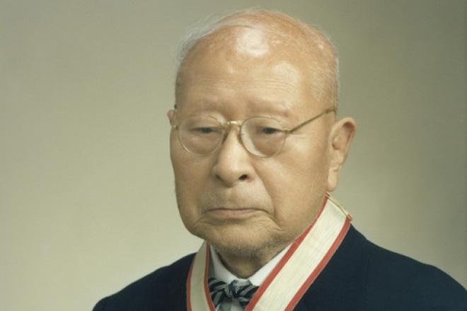 铃木道雄晚年时代