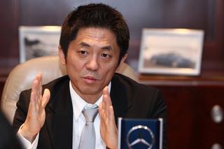 曾任奔驰中国副总裁