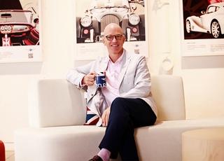 摩尔文摩根汽车销售(北京)有限公司创始人兼董事总经理