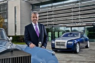 劳斯莱斯汽车有限公司首席执行官