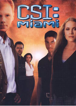 犯罪现场调查CSI:迈阿密篇