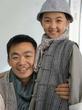 张子枫与宝强爸爸